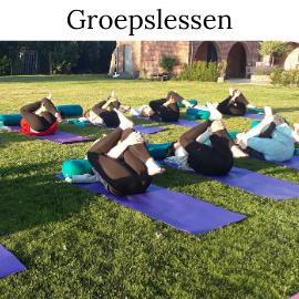yoga geluksvlinder Lokeren